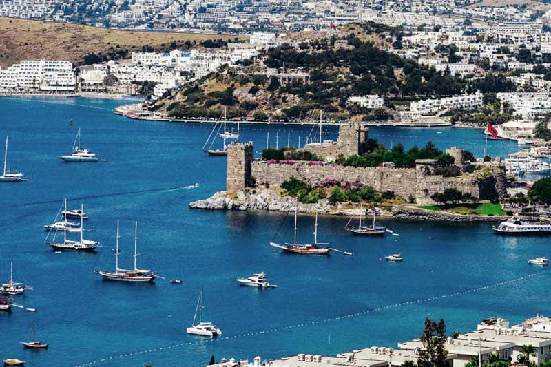 Bodrum Private Boat Trips