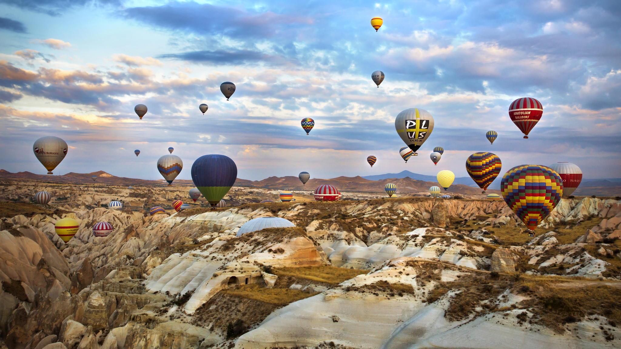 Cappadocia Private Hot Air Balloon Ride